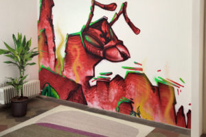 mural art graffiti